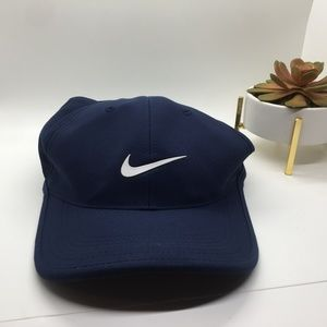 Nike Vapor Hat - RZN Women's Golf - Navy
